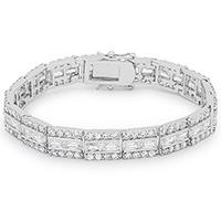 Balboa Radiant Cut Bracelet