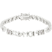 Moms Day Charm Bracelet
