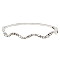 North Wind Wavy Bracelet