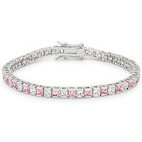 Valentine Princess Tennis Bracelet