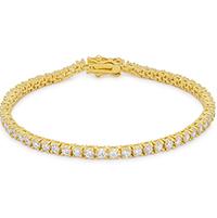 Victorian Tennis 8 inch Bracelet