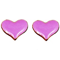 Abigail Heart Earrings