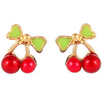Angelique Cherry Earrings