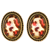 Angelita Tiger Earrings