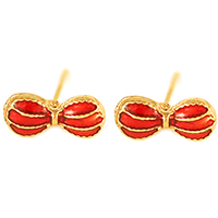 Brigitte Bow Earrings