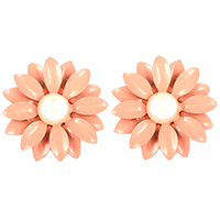 Herminia Flower Earrings