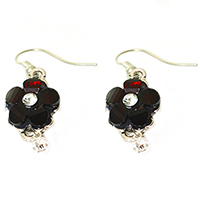 Jacklyn Flower Earrings