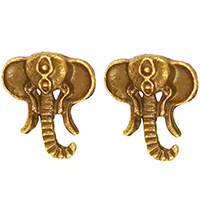 Jannie Elephant Earrings