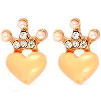 Letitia Crown Earrings