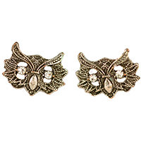 Liz Owl Earrings