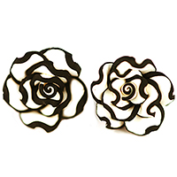 Madeleine Rose Earrings