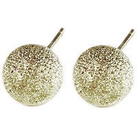 Phoebe Round Earrings