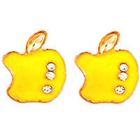 Sharlene Apple Earrings