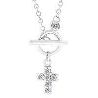 Perfect Faith Cross Necklace