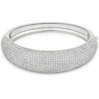 Classic Pave Bangle