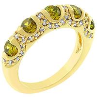 14K Gold Fusion Ring
