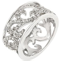 A Touch of Elegance Ring