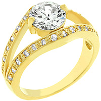 Anniversary Style Delight Ring