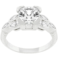 Bella Angela Engagement Ring