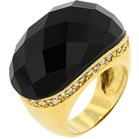 Black Beauty Royal Ring