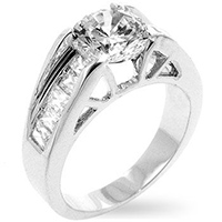 Classic Clear Collection Ring