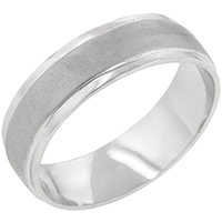 Classic Men Eternity Ring
