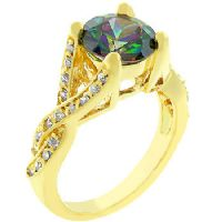 Golden Mystique Color Ring
