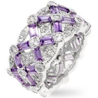 Kerrigan White Gold Ring