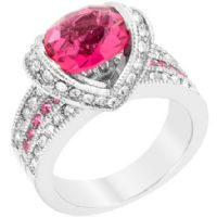 Ovaline Duo Shiny Ring