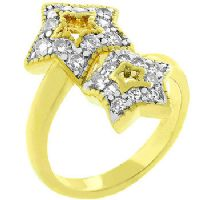 Stunning Starlet Star Ring