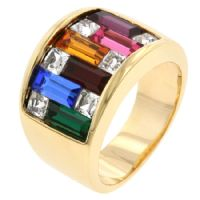 Summer Bazaar Bright Ring