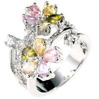 Summer Splendor Colorful Ring