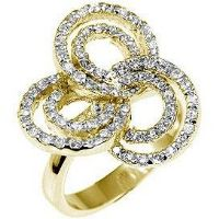 Swirls Of Beauty Ring