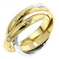 Three Ring Eternity Set