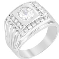 Picture Perfect Men Ring