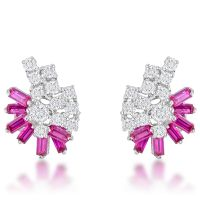 Alexandra Flower Earrings