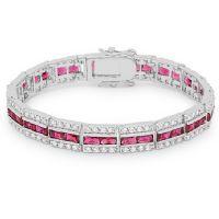 Balboa Radiant Red Bracelet