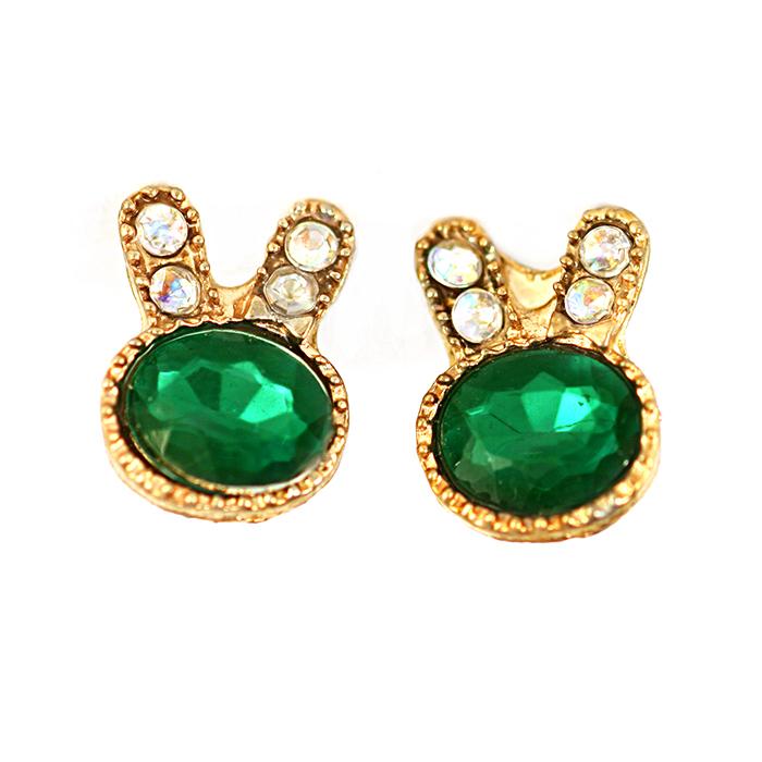 Dionne Rabbit Earrings