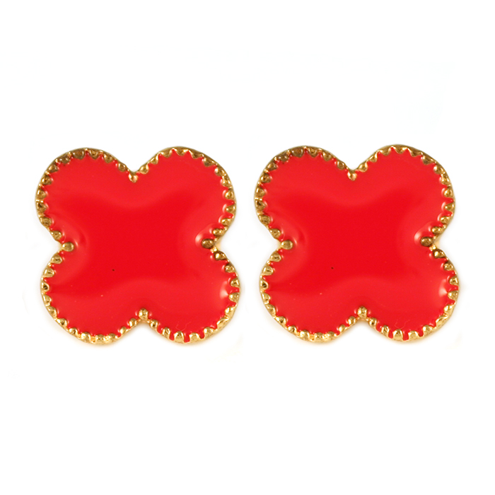 Brandie Clover Earrings