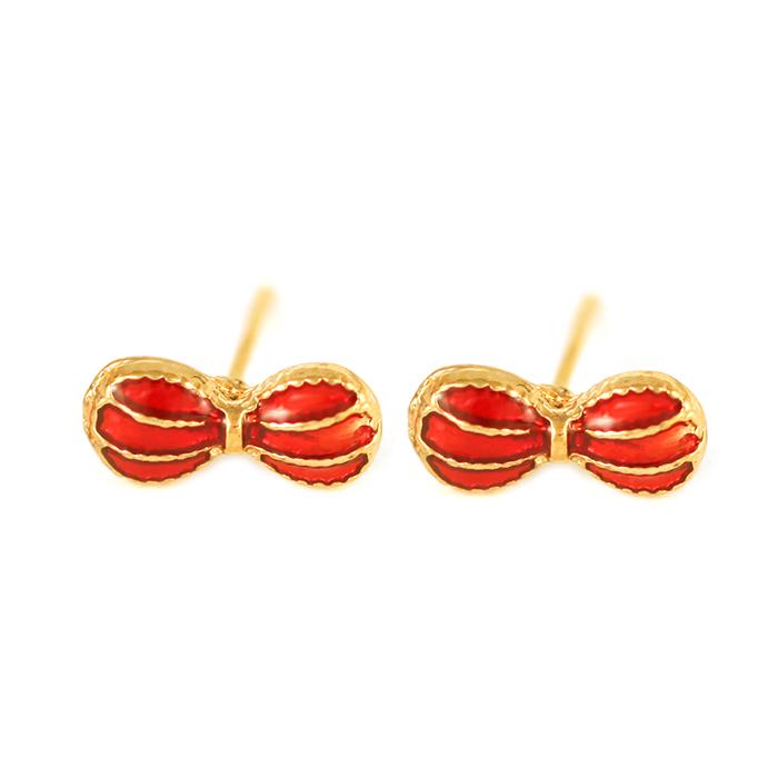 Brigitte Bow Earrings