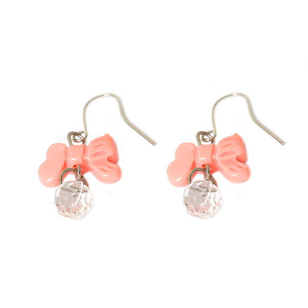 Casandra Bow Earrings