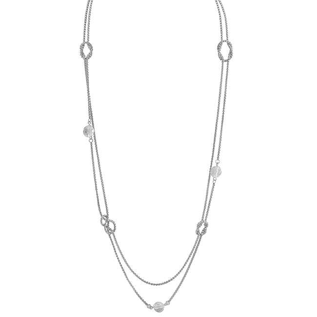 Bonded Twisted Chain Necklace