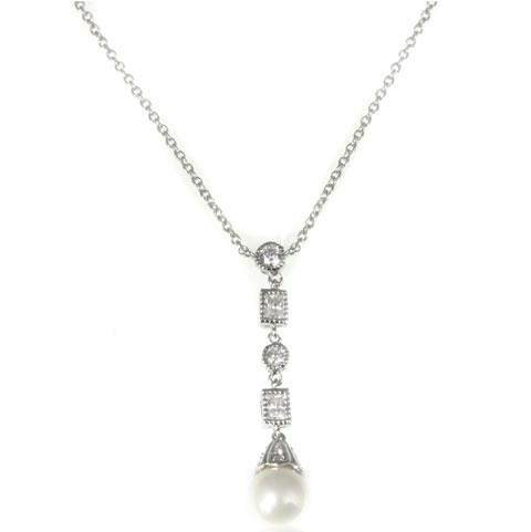 Pearl of the Sea Necklace