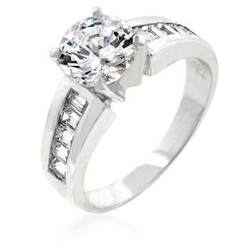 Antoinette Sterling Engagement Ring