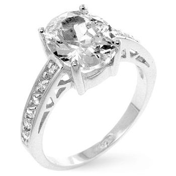 Beacon Hill Engagement Ring