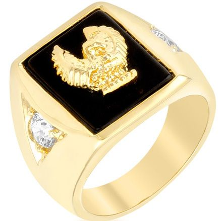 Freedom Eagle Men Ring